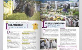 Magazines Marie de Linas